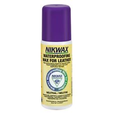 Nikwax WaterProofing Liquid Wax For Leather, Clothing Neutral 125ml