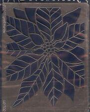 Dreamweaver Stencil LG-700 Beautiful Poinsettia  B1
