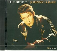CD (NEU!) . The Best of JOHNNY LOGAN (What´s another year Hold me now Stay mkmbh