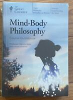 NEW Sealed Great Courses Mind Body Philosophy Book & DVD Guide Grim Intellectual