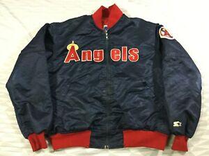 Vintage Anaheim Angels Baseball Starter Jersey SizeXL