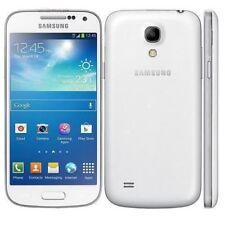 "4.3"" Samsung Galaxy S4 Mini GT-I9195 8MP GPS Unlocked Smartphone 8GB White"