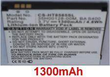 Batterie 1700 mAh type 35H00128-00M BA S400 Pour HTC Leo 100