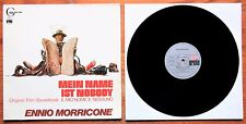 "LP Allemand 1973 BOF "" Mein name ist nobody "" Ennio MORRICONE - Ariola 87.582 IT"