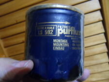 Filtre a huile oil filter PURFLUX LS 592 RENAULT VOLVO