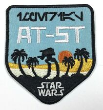 STAR WARS ROGUE ONE SCARIF AT-ST WALKER PATCH IRON ON FREE SHIPPING US SELLER