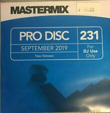 Mastermix Pro Disc 231 - September 2019 - Sam Smith, How Do You Sleep- DJ CD