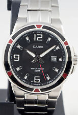 Stainless Steel Case Sport 50 m (5 ATM) Wristwatches