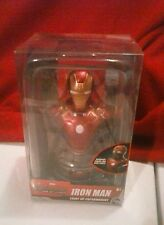 Marvel Avengers 2 Age of Ultron Iron Man Light Up Bust Paperweight