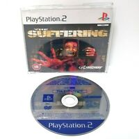 The Suffering Promo Copy ~ Sony PlayStation 2 PS2 ~ Full Game *Excellent*