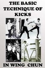 Basic Technique of Kicks in Wing Chun, Paperback by Semyon, Neskorodev, Brand...
