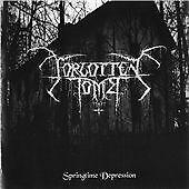 Forgotten Tomb - Springtime Depression CD (Digipak)