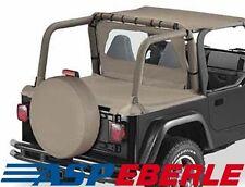 Heckabdeckung Duster Verdeck Jeep Wrangler TJ 97-02