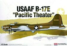 "Academy 1:72 B-17E ""Pacific Theatre"" USAAF Aircraft Model Kit"