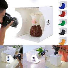 Photo Photography Studio Lighting Portable 40 LED Light Tent Kit Box Folding