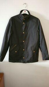 Barbour Men's Prestbury Wax Jacket Brown - Small - BNWT - RRP £200