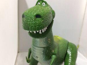 Disney Pixar  'Toy Story' Rex Figures x 2 Battery Operated