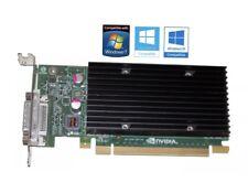 Nvidia Quadro NVS 300 PCIe 512MB DDR3 Dual Display Graphics Card - Low Profile