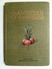 Bavarica, Radieschen Gedichte, Bavarica Gedichte, Georg Eberl, Radieschen Eberl