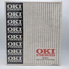 Vintage NOS Unopened OKI Phone Mobile Cellular Telephone 1988 COL600M