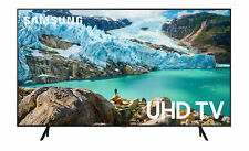 "Samsung UN70NU6900 70"" 4K LED Smart TV - Charcoal Black"