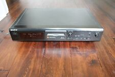 Sony MDS-JE320 Minidisc Recorder Player