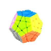 Zauberwürfel MoYu Megaminx 3x3 stickerless speedcube magic cube brandneu