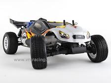 RH1022; BULLDOG N2 Truggy 1/10 Off road con Motore a scoppio GO.18 a 2 Marce – R