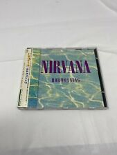 Nirvana ‎– Hormoaning - Japan Import CD - 1992 DGC ‎– MVCG-17002 Very Good Rare