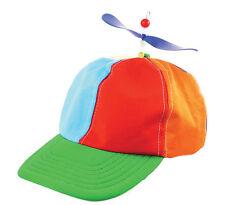 Propeller Schirmmütze bunt NEU - Karneval Fasching Hut Mütze Kopfbedeckung