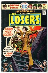 Our Fighting Forces Featuring the Losers #161, Fine Condition*