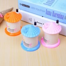 1X Colorful Pocket Plastic House Home Automatic Toothpick Holder Dispenser Box