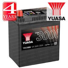 Yuasa Car Battery Calcium 12V 330CCA 36Ah T1/T3 For Reliant Robin MK1 0.8 850