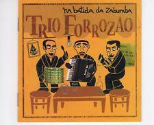 CD TRIO FORROZAOna batida de zabumbaBRASIL EX+  (R2044)