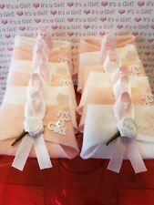 40 ''IT'S A GIRL'' Baby Shower Dirty Diaper Game Party Favor (handmade)