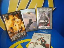 DVD peliculas en DVD 4 peliculas nuevas precintadas VARIADAS
