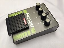 AMDEK FLK-100 FLANGER JAPAN MADE BY ROLAND RARE GUITAR EFFECTS PEDAL FLK100