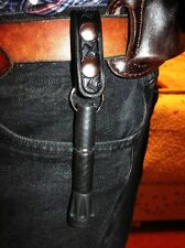 Titanium Delivery Professional Door Knocker & Quick-Deploy Palm Cap Stick