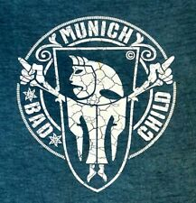 T-Shirt München BAD CHILD MUNICH Bayern Bavaria Größe XXL kultiges Jersey Shirt