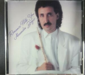 Autographed Signed Romance With You / Alexander Zonjic CD