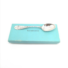 Japanese by Tiffany & Co. Sterling Silver Place Tea Spoon Vermeil
