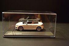Audi TT Roadster  2014 dealer edition diecast in 1/43 scale
