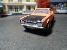 SUPERFAST MATCHBOX 1971 VINTAGE FORD CAPRI    1:64 SCALE DIE-CAST  5-20-14