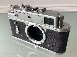 Vintage Zorki 4 Camera Body