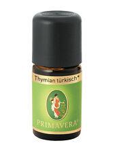 Primavera Thymian türkisch bio 5ml ätherisches Öl 100% naturreine Qualität kbA