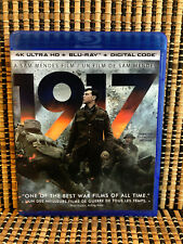 1917 (1-Disc Blu-ray, 2020)Sam Mendes/Benedict Cumberbatch.WWI.World War.