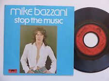 MIKE BAZZANI Stop the music 2056539 FRANCE Discotheque RTL
