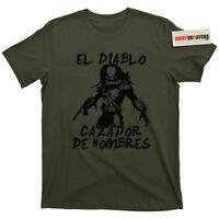 Alien VS Predator AVP Rambo Terminator 2 3 4 5 Genisys T2 T3 T4 blu ray T Shirt