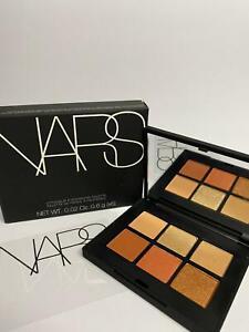 Nars Voyager Eyeshadow Palette NECTAR 1193  0.02 oz.0.6g (x6) NIB