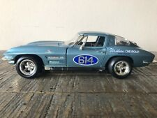 1963 Corvette Sting Ray Washburn Chevrolet #614 ERTL Collectibles Limited Editio